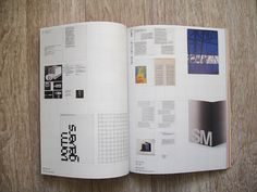 Idea Magazine 323 –– Wim Crouwel by insect54, via Flickr
