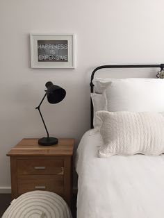 1000 ideas about black iron beds on pinterest ethan allen white throw pillows and beds - Ethan allen metal bed ...