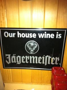 Gilleys, Where Jagermeister Is The House Wine
