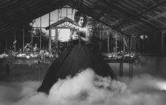 Amazing Alice in Wonderland shoot www.allebachphotography.com