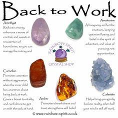 Crystal - Work Helpers