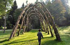 Percorso Arte Sella: educare alla natura http://www.piccolini.it/post/453/percorso-arte-sella-educare-alla-natura/