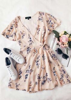 Vestido Tumblr #vestidocurto #primavera #estampado
