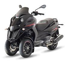 Toute la gamme des scooters 3 roues Piaggio MP3