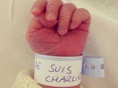 La foto diffusa dalla mamma francese