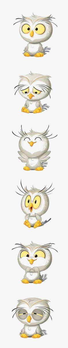 сова, мультфильм сова, деткаИзображение PNG