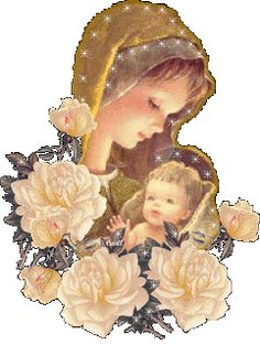 French pictures of blessed virgin mary Blessed Mother Mary, Blessed Virgin Mary, Happy Mothers, Angel Pictures, Jesus Pictures, Religious Pictures, Religious Art, Mother In Heaven, French Pictures