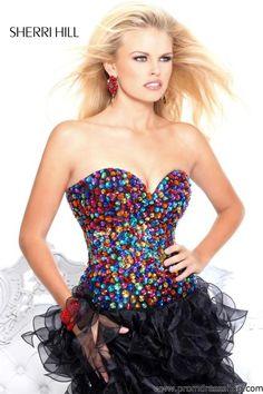 Sherri Hill 21050 at Prom Dress Shop