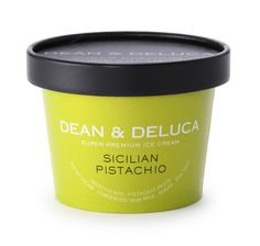 DEAN & DELUCA #tub #packaging #design