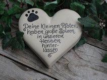 Tiergedenkstein,Hund, Katze, Gedenkstein, Name