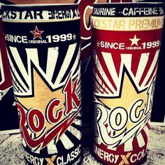 Blog Rock Star Energy drink 1999
