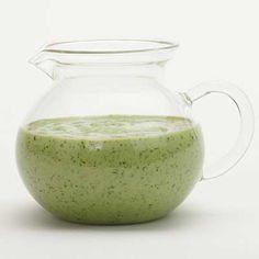 Creamy Cilantro-Avocado Dressing Recipe | Kitchen Daily