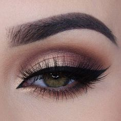 Like these eyes, but not liner right in the inner corner