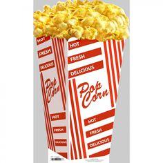 Advanced Graphics Popcorn Bag Life-Size Cardboard Stand-Up - #592