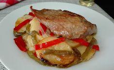 Chicken Salad Recipes, Pork Recipes, Meat, Cooking, Albondigas, Crochet, Gourmet Foods, Baked Pork Tenderloins, Dessert Food