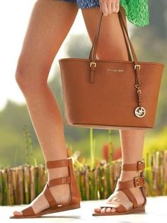 birkin alligator bag price - Michael kors tan purse on Pinterest | Tan Purse, Michael Kors and ...