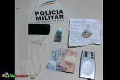 UNAIENSES: BURITIS-MG - Tráfico de Drogas no Bairro Veredas