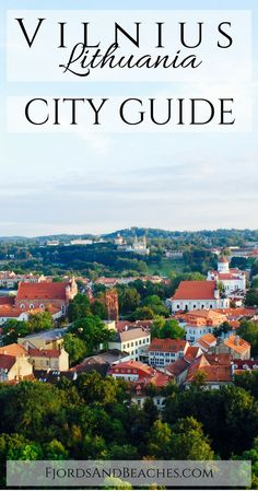 Guide to Vilnius City. What to do in Vilnius, Lithuania. Things to do in Vilnius. Europe Destinations, Europe Travel Tips, European Travel, Holiday Destinations, Italy Travel, Travel Tourism, Travel Guides, Cool Places To Visit, Places To Travel