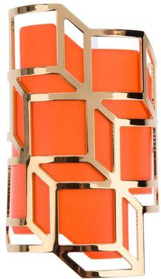 Long Geometric Cuff - Pierre Hardy