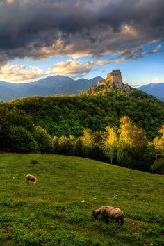 Sacra di San Michele - Turino province , Piemonte region, Italy