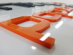 Acrylic Letters » We product relatively cheaper LED Signs with ...