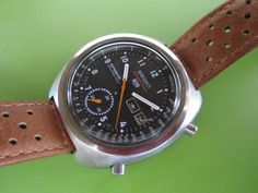 Very rare Seiko 6139-7010 - JDM-only model, 1970. I think I've seen three of these in my life, and two of them were in pictures. This is the nicest of all of them by far.