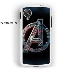 Avengers 2 Age of Ultron Logo for Nexus 4/Nexus 5 phonecases