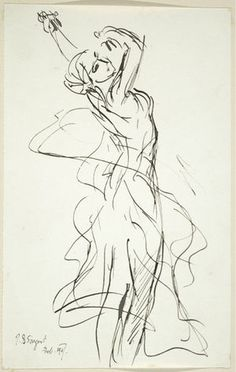 John Singer Sargent, The Dance