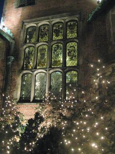 An Old World Christmas. Stan Hywet Hall.