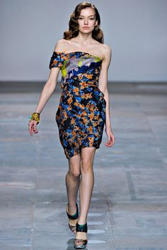 Fall 2012 Ready-to-Wear  Michael van der Ham