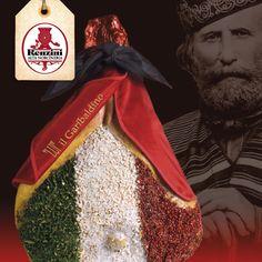 Sapevate che Giuseppe Garibaldi era nato il 4 luglio? Noi oggi festeggiamo e ricordiamo l'eroe dei due mondi con il nostro #garibaldino #renzini, un prosciutto unico stagionato 18 mesi e ricoperto da una speziatura che si rifà ai colori della nostra bandiera.