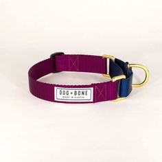 Designed for extra control when you need it most, our Martingale Collar provides positive feedback and helps keep your dog from slipping away.