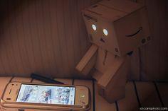 Danbo phone home :)