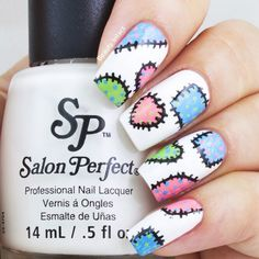 Most recent nail art photos supplied by members of the NAILS Magazine Nail Art Gallery. Fall Nail Art, Cute Nail Art, Cute Nails, Pretty Nails, My Nails, Nail Art Photos, Sassy Nails, Latest Nail Art, Disney Nails