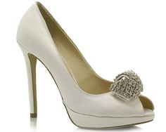 Nice wedding shoes - Tony Bianco 'Gazelle' shoes - mmmmm