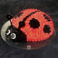 @Heather Creswell sachs lady bugs make me think of em. I'm not sure why. Maybe because of Halloween