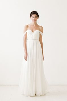 Lafayette #wedding gown | Sarah Seven Fall 2015 Collection