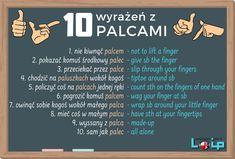 Angielskie tłumaczenia 10 polskich kolokacji z rzeczownikiem PALEC - Loip Angielski Online