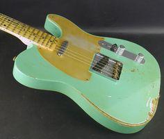 Fender Custom Shop 50's Tele Heavy Relic, CG