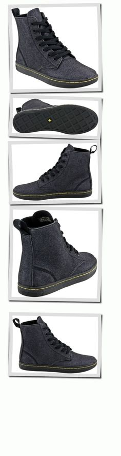 Awesome - Dr. Martens Hackney 7 Eye Boot from www.planetshoes.com