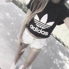 adidas, fashion, and outfit εικόνα