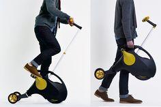 通勤通学の徒歩移動を快適にするツールの提案