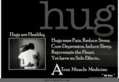 everyone needs a hug every now and then...  ;-)