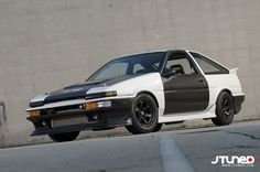 INITIAL D - AE86 TRUENO its so nice please followme for more and the battles