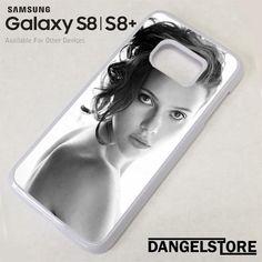 Scarlett Johansson YD 1 For Samsung S8   S8 Plus Case