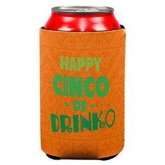 Cinco De Mayo - Happy Cinco de Drinko Can Cooler