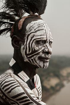 Karo tribe on Behance