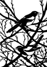 Image result for black and white linoprints