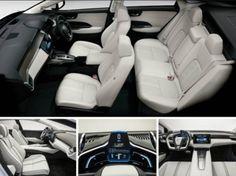 2018 Honda Clarity Hybrid interior Design