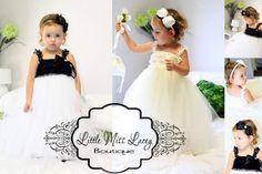 Flowergirl Lace Tutu Dress